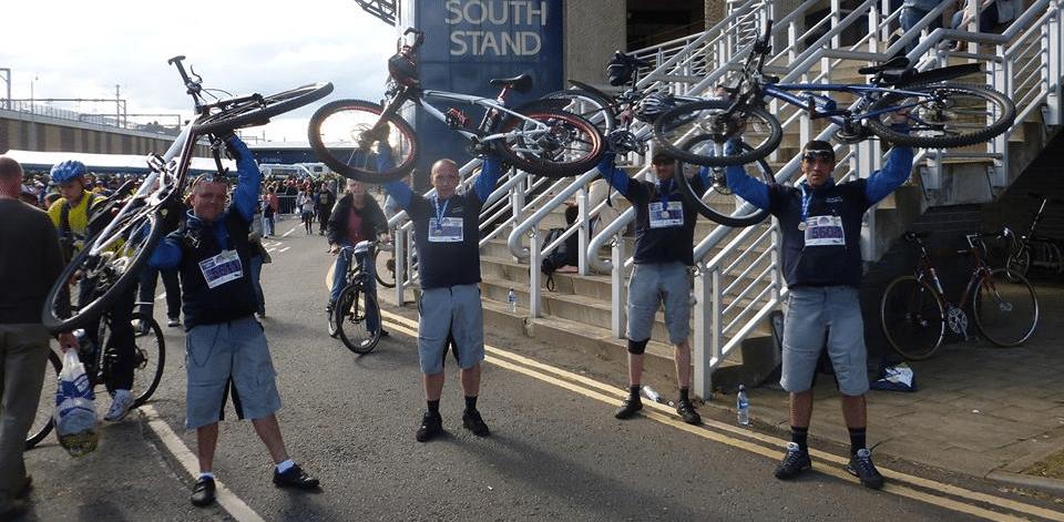 Pedal For Scotland 2014!