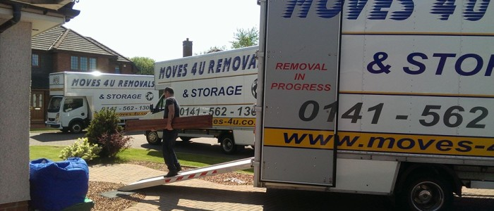 Home Removals Glasgow